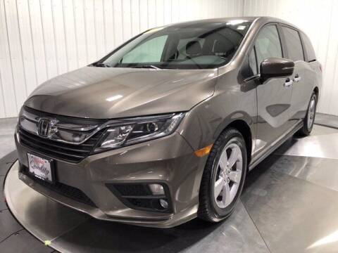 2019 Honda Odyssey for sale at HILAND TOYOTA in Moline IL