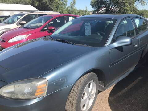 2006 Pontiac Grand Prix for sale at BARNES AUTO SALES in Mandan ND