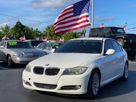 2011 BMW 3 Series for sale at KD's Auto Sales in Pompano Beach FL