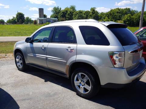 2007 Chevrolet Equinox for sale at K & P Used Cars, Inc. in Philadelphia TN