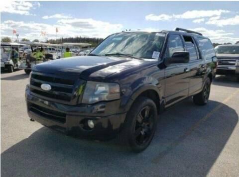 2009 Ford Expedition EL for sale at JacksonvilleMotorMall.com in Jacksonville FL