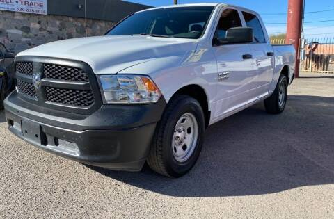 2016 RAM Ram Pickup 1500 for sale at Auto Click in Tucson AZ
