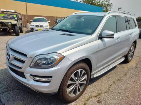 2013 Mercedes-Benz GL-Class for sale at M.A.S.S. Motors - MASS MOTORS in Boise ID