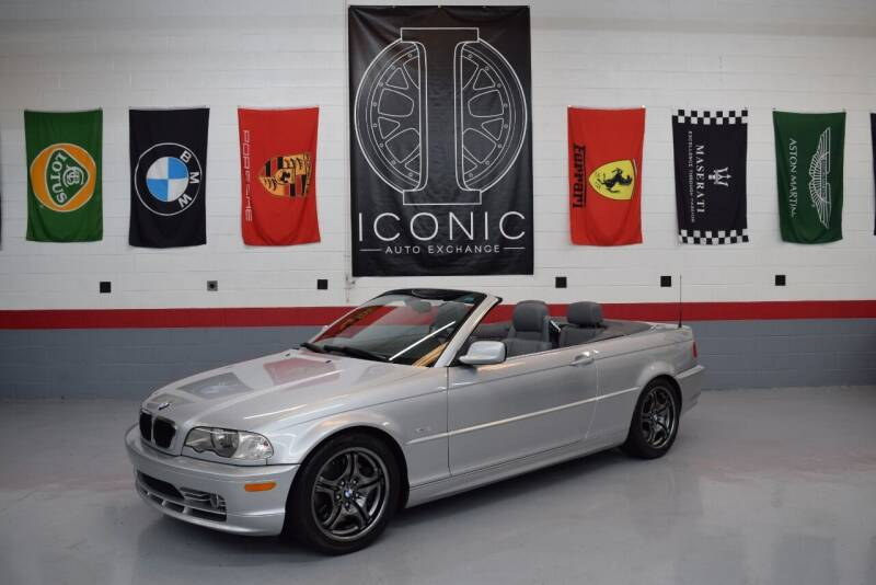 2003 BMW 3 Series for sale at Iconic Auto Exchange in Concord NC