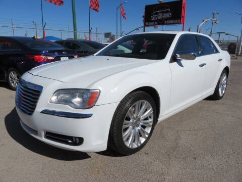 2011 Chrysler 300 for sale at Moving Rides in El Paso TX