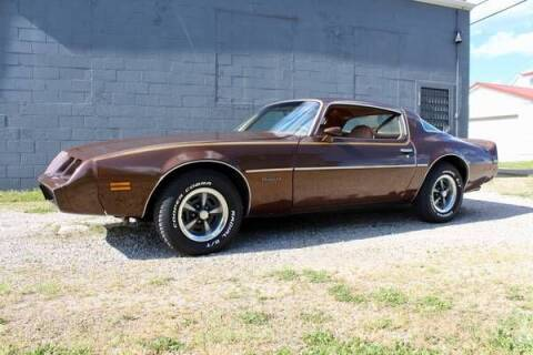 1979 Pontiac Firebird for sale at Classic Car Deals in Cadillac MI