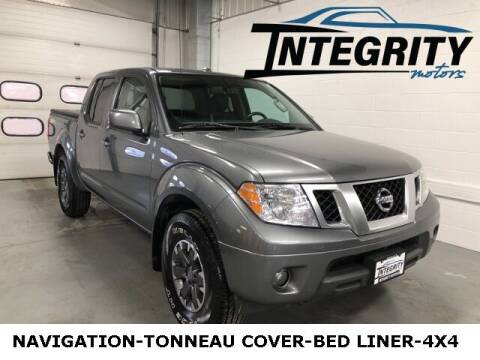2017 Nissan Frontier for sale at Integrity Motors, Inc. in Fond Du Lac WI