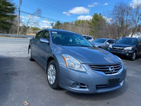 2011 Nissan Altima for sale at Royal Crest Motors in Haverhill MA