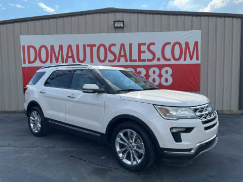 2018 Ford Explorer for sale at Auto Group South - Idom Auto Sales in Monroe LA