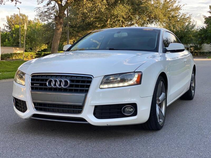 2011 Audi A5 for sale at Presidents Cars LLC in Orlando FL