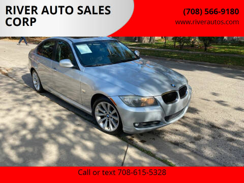 2011 BMW 3 Series for sale at RIVER AUTO SALES CORP in Maywood IL