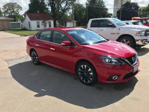 2017 Nissan Sentra for sale at Kobza Motors Inc. in David City NE