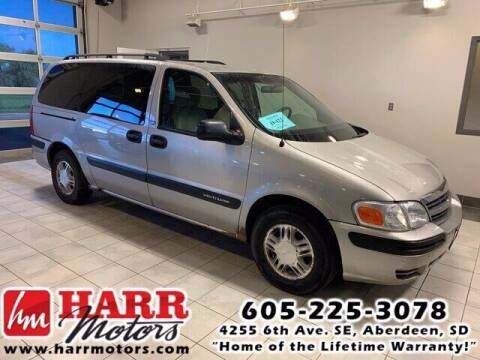 2004 Chevrolet Venture for sale at Harr's Redfield Ford in Redfield SD