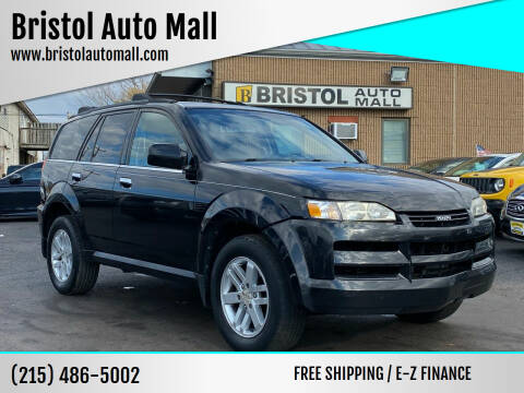 2003 Isuzu Axiom for sale at Bristol Auto Mall in Levittown PA