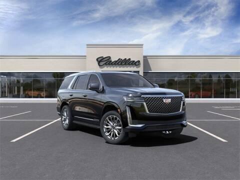 2021 Cadillac Escalade for sale at Bob Clapper Automotive, Inc in Janesville WI