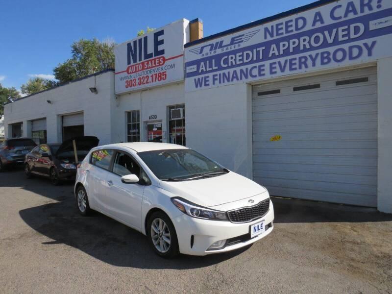 2017 Kia Forte5 for sale at Nile Auto Sales in Denver CO