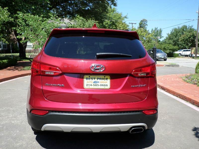 2013 Hyundai Santa Fe Sport 2.0T 4dr SUV - Mckinney TX