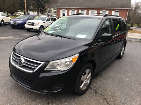 2009 Volkswagen Routan for sale at McNamara Auto Sales - Hanover Lot in Hanover PA
