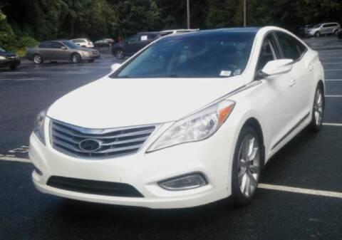 2013 Hyundai Azera for sale at Pars Auto Sales Inc in Stone Mountain GA