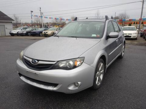 2011 Subaru Impreza for sale at 25TH STREET AUTO SALES in Easton PA
