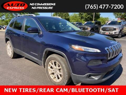 2015 Jeep Cherokee for sale at Auto Express in Lafayette IN