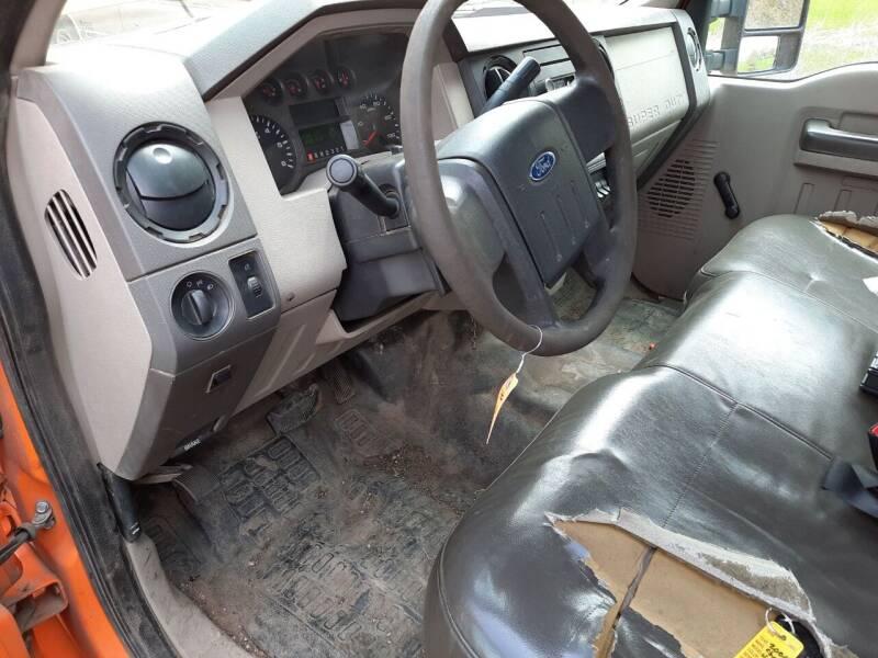 2010 Ford F-250 Super Duty for sale at Harmony Auto Sales in Marengo IL