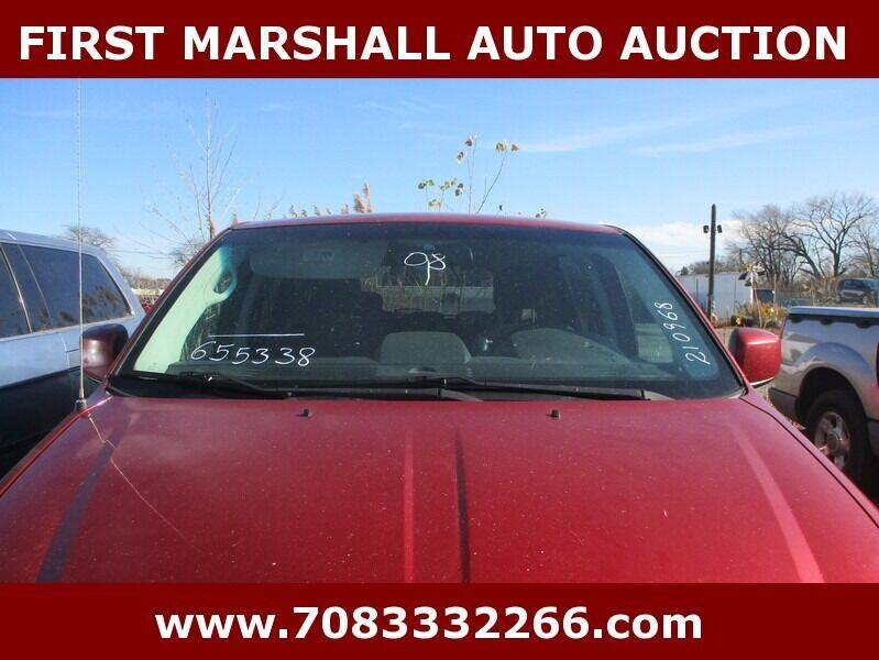 2008 Dodge Grand Caravan SXT Extended 4dr Mini-Van - Harvey IL