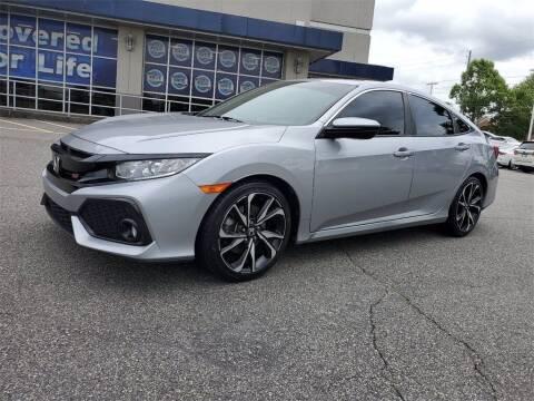 2018 Honda Civic for sale at Southern Auto Solutions - Acura Carland in Marietta GA