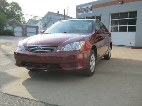 2006 Toyota Camry for sale at Joe's Auto Sales & Service in Cumberland RI