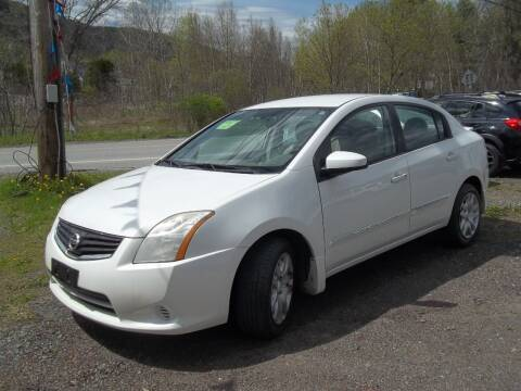 2012 Nissan Sentra for sale at Warner's Auto Body of Granville Inc in Granville NY