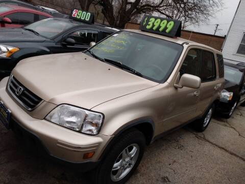 2001 Honda CR-V for sale at 5 Stars Auto Service and Sales in Chicago IL