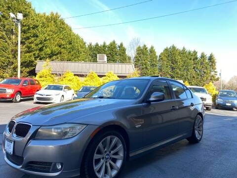 2011 BMW 3 Series for sale at Viewmont Auto Sales in Hickory NC