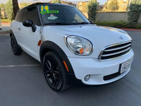 2014 MINI Paceman for sale at Select Auto Wholesales in Glendora CA