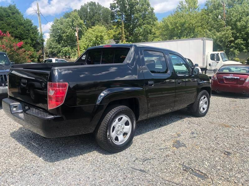 2008 Honda Ridgeline for sale at Venable & Son Auto Sales in Walnut Cove NC