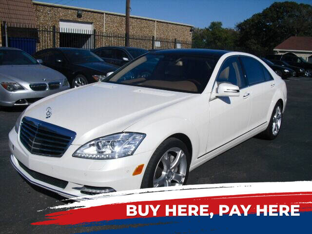 2013 Mercedes-Benz S-Class for sale at German Exclusive Inc in Dallas TX
