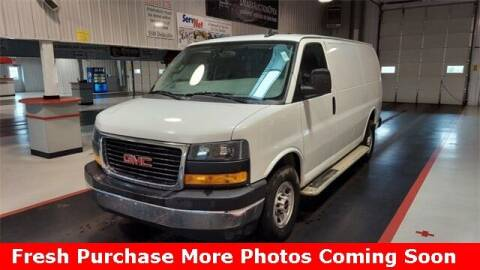 2020 GMC Savana Cargo for sale at Nyhus Family Sales in Perham MN