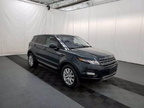 2015 Land Rover Range Rover Evoque for sale at BMW of Schererville in Schererville IN