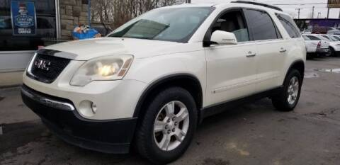 2010 GMC Acadia for sale at Tri City Auto Mart in Lexington KY