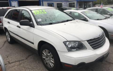 2006 Chrysler Pacifica for sale at Klein on Vine in Cincinnati OH