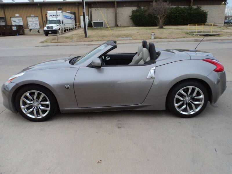 2010 Nissan 370Z for sale at SPORT CITY MOTORS in Dallas TX
