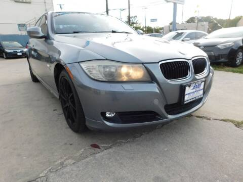 2011 BMW 3 Series for sale at AMD AUTO in San Antonio TX