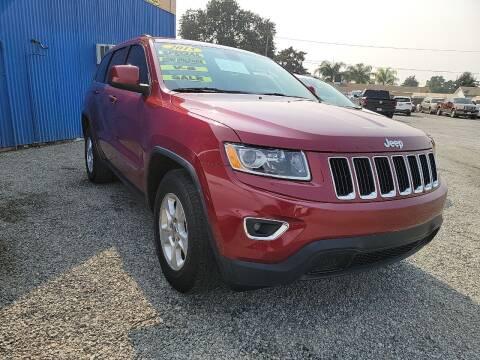 2015 Jeep Grand Cherokee for sale at La Playita Auto Sales Tulare in Tulare CA