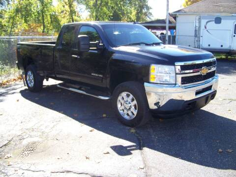 2013 Chevrolet Silverado 3500HD for sale at Collector Car Co in Zanesville OH