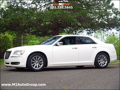 2012 Chrysler 300 for sale at M2 Auto Group Llc. EAST BRUNSWICK in East Brunswick NJ