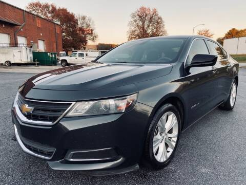 2014 Chevrolet Impala for sale at Top Notch Luxury Motors in Decatur GA