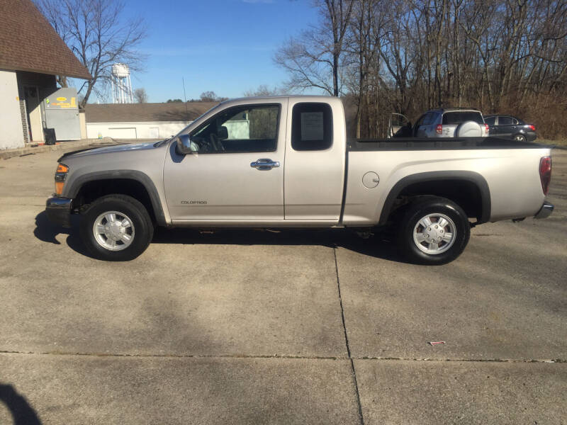 2005 Chevrolet Colorado for sale at Truck and Auto Outlet in Excelsior Springs MO