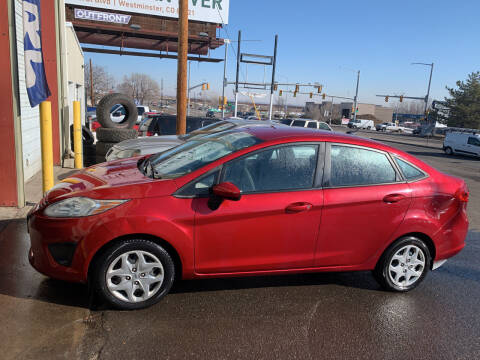 2011 Ford Fiesta for sale at Highbid Auto Sales & Service in Arvada CO