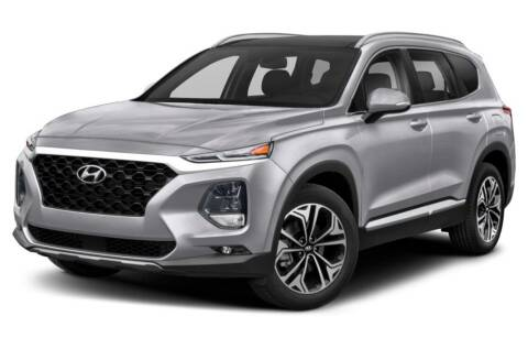 2020 Hyundai Santa Fe for sale at Ideal Motor Group in Staten Island NY