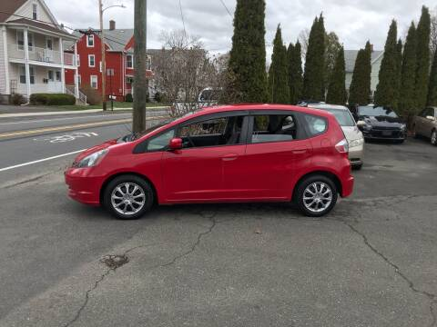 2013 Honda Fit for sale at Auto Kraft in Agawam MA
