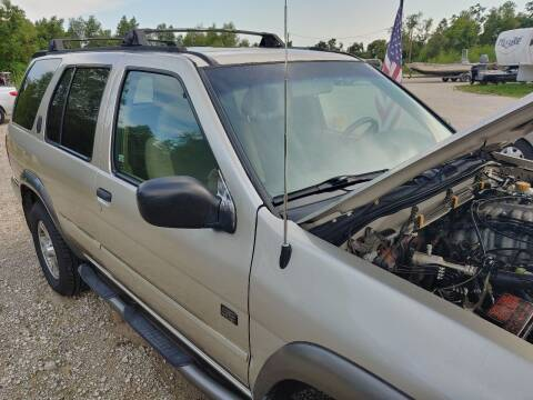 1999 Nissan Pathfinder for sale at Finish Line Auto LLC in Luling LA